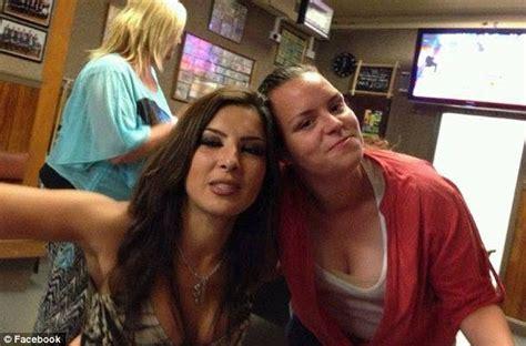Lesbian Model Randa Armstrong And Wife Stephanie Both