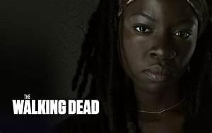 Michonne - The Walking Dead wallpaper - 843215