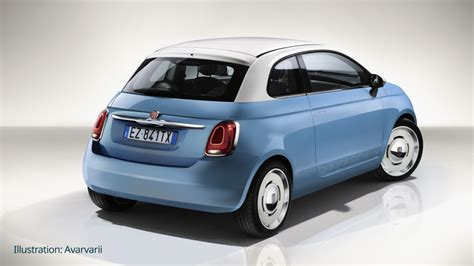 New Fiat 2020 by New 2020 Fiat 500 Details Of All Electric City Car