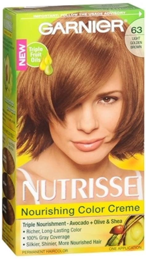 garnier light golden brown how to add highlights to brown hair at home
