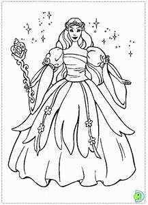Barbie Swan Lake Coloring Pages - Coloring Home