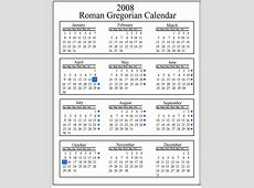 Gregorian calendar Printable 2018 calendar Free Download