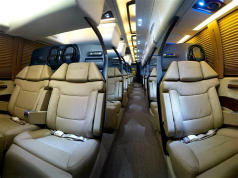 dc designs  class  super luxury bus