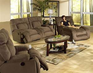 Jackpot 2 piece power reclining sofa set in coffee for 3 piece microfiber recliner sectional sofa