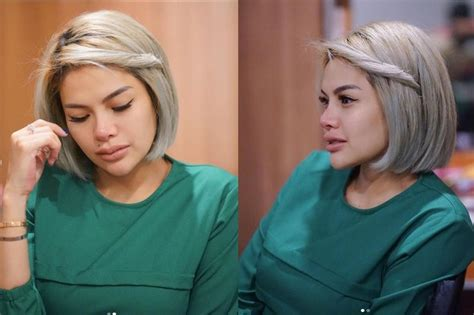 Alasan Nikita Mirzani Tutupi Wajah Anak Ketiganya