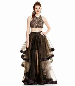 Highly Embellished Dresses for Prom Parties u2013 Designers Outfits Collection