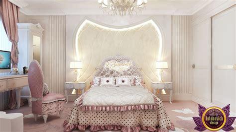 Luxury Kids Bedroom Interior