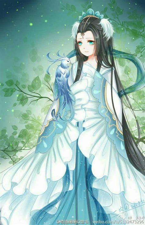 Đọc 36 Anime Cổ Trang Truyện 『Ảnh Anime Đẹp