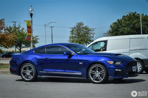ford mustang roush stage    october  autogespot