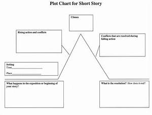 Plot Chart For Short Story
