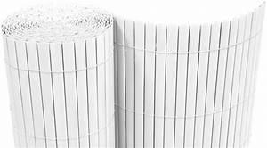 Sichtschutz Balkon Weiß : pvc sichtschutzmatte balkon windschutz kunststoff garten sichtschutz zaun wei ebay ~ Markanthonyermac.com Haus und Dekorationen