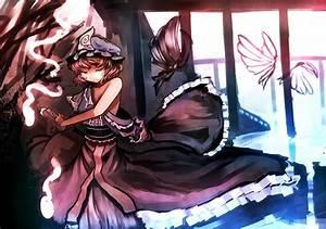 Touhou, Dress, Katana, Drawings, Anime, Girls, Wallpapers, Hd, Desktop, And, Mobile, Backgrounds