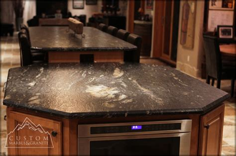 black marble kitchen table black granite table tuscan kitchen mediterranean
