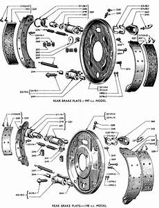 1940 Ford Brake Diagram