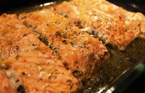 baking salmon in oven baked salmon with lemon dill sauce healthy ideas place