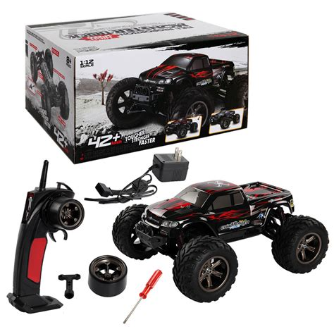 remote control monster trucks videos 1 12 2 4g high speed rc monster truck remote control off
