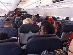 ambiance 224 l int 233 rieur d un avion spirit airlines entre las vegas et san francisco