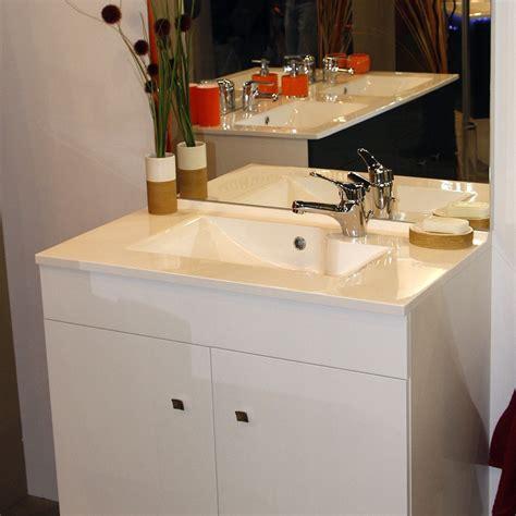 plan vasque 80 cm plan simple vasque design r 201 siloge 80 cm cuisibane