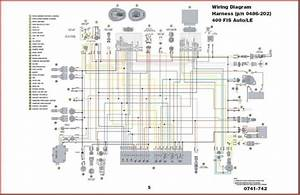 Wiring Diagram 2005 Polaris Sportsman 400