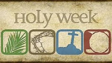 Holy Week Wallpaper Background