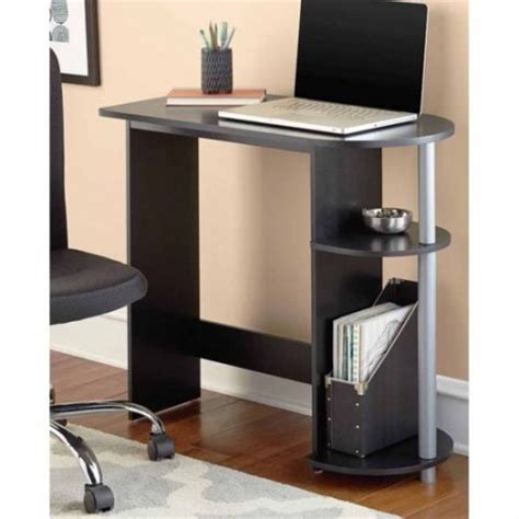mainstays computer desk black walmart
