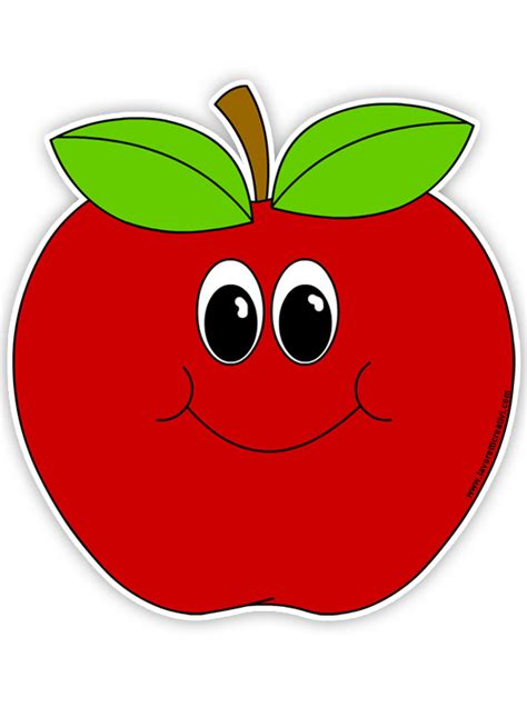 Apples Clipart Apple Clipart Smiley Pencil And In Color Apple Clipart