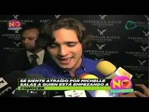 Diego Boneta confiesa sus sentimientos por Michelle Salas ...