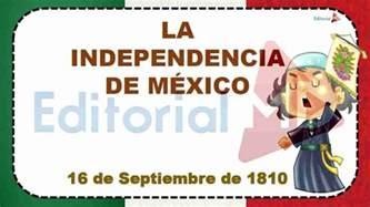 Un Resumen De La Independencia De Mexico by Independencia De Mexico Para Ni 241 Os Y Bandera Nacional