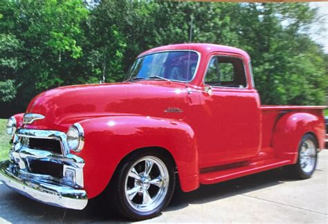 Chevrolet Dealers Nc by 1954 Chevrolet Half Ton Stock A178 For Sale Near