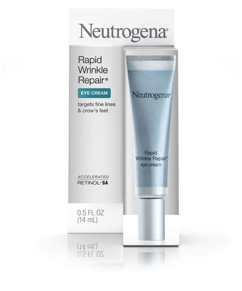Rapid Wrinkle Repair® Aging Eye Cream | Neutrogena®
