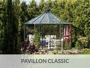 der hochwertige luxus pavillon fur ihren garten With französischer balkon mit garten pavillons