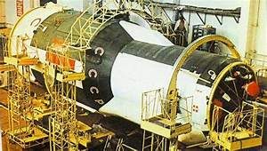 Almaz space stations