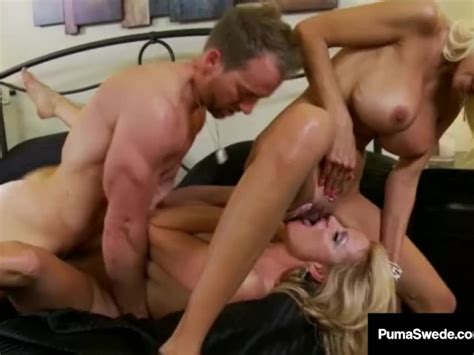 Busty Babe Puma Swede And Kelly Madison Fuck Hubby In A 3