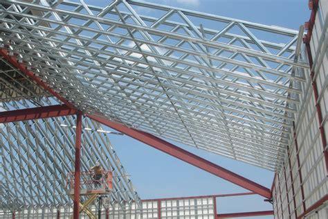 light gauge steel truss system light gauge steel buildings engineering circle pakistan