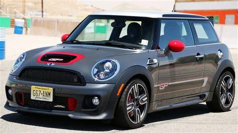 Are Mini Coopers Fast by The One With The 2013 Mini Cooper Works Gp World S
