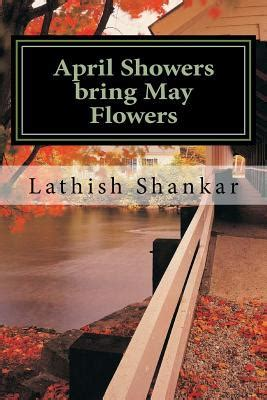 april showers bring  flowers diary   ten year