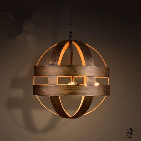 wine barrel light vintage atom cyclopean wine barrel pendant lights