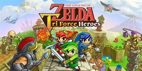 Prepárate para explorar un precioso mundo reimaginado en pokémon mystery dungeon rescue team dx, una revisión de los juegos originales para nintendo ds y game boy advance. The Legend of Zelda: Tri Force Heroes | Nintendo 3DS ...