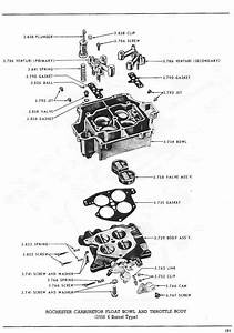 25 Rochester 4 Barrel Carburetor Diagram