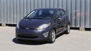 2012 Ford Fiesta Review  2012 Ford Fiesta