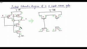 Circuit Diagram Nand Gate