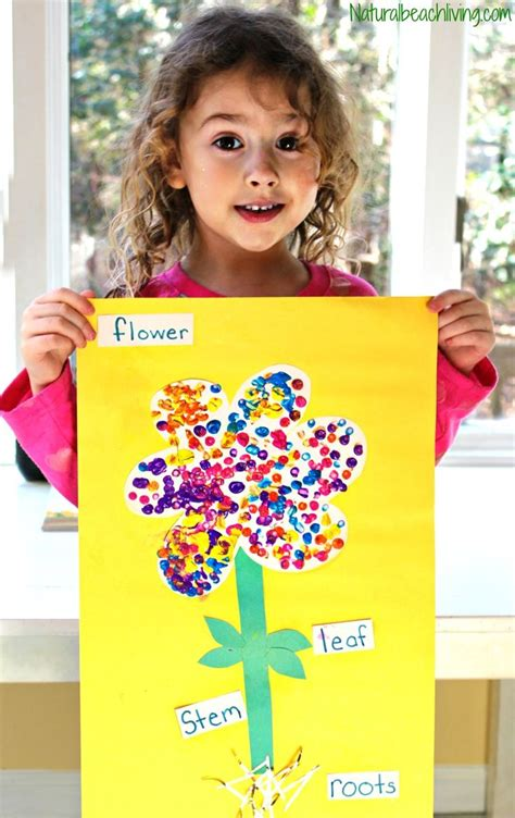 25+ Best Ideas About Flower Crafts On Pinterest  Paper Flowers For Kids, Toddler Crafts And