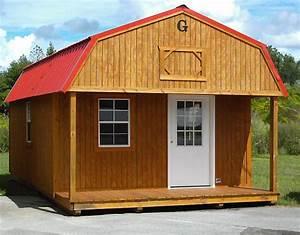 Schrock, U2019s, Woodshop, Portable, Storage, Buildings, U2013, Tri