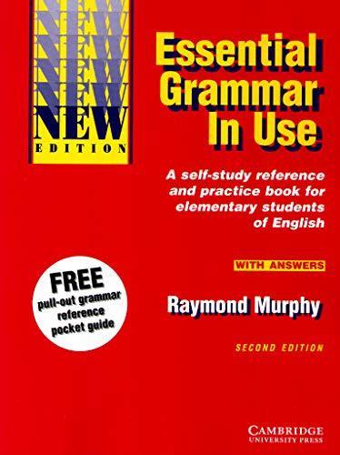 essential english grammar    edition