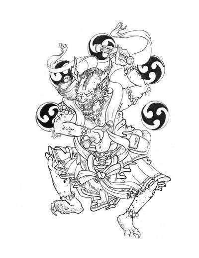 Japanese Tattoo Designs II by Derek Dufresne | eBook | Shop Illustrated eBooks and Art Supplies