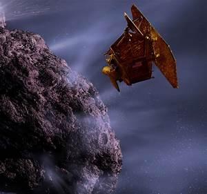 NASA - NASA Sends Deep Impact Spacecraft on Mission to ...