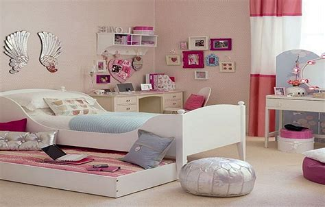 Room Decorating Ideas For Teenage Girls, Girls Bedroom