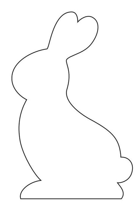 easter bunny cut out template 89047 181 best images about zen doodles templates on pinterest