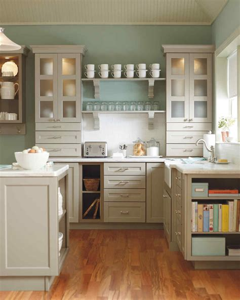 pick kitchen paint colors martha stewart