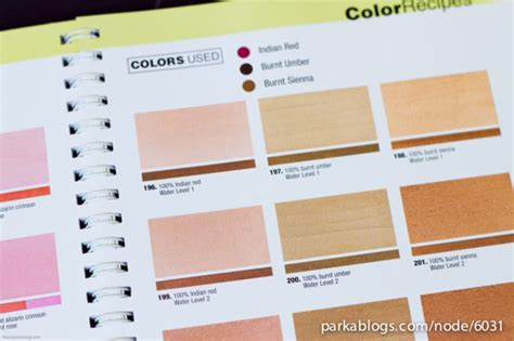 book review color mixing recipes for watercolor parka blogs